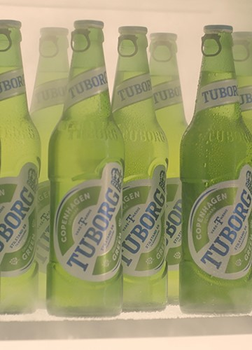 Tuborg please!